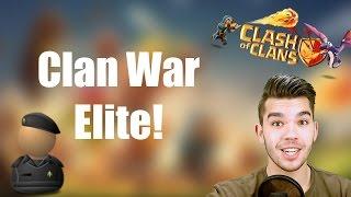 CLASH OF CLANS: Auf dem Weg zur CW Elite ✭ Let's Play Clash of Clans [Deutsch/German HD]