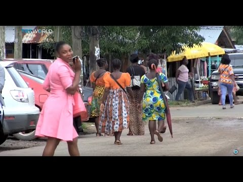 Money Talks: Dress For Success In Liberia
