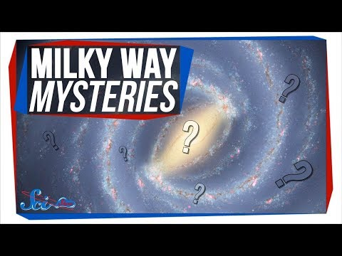 3 Things We Still Don't Understand About the Milky Way