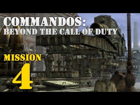 Commandos: Beyond the Call of Duty -- Mission 4: Thoru0027s Hammer