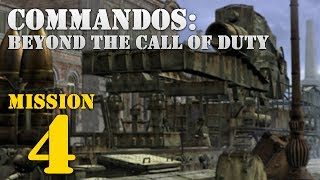 Commandos: Beyond the Call of Duty -- Mission 4: Thor's Hammer