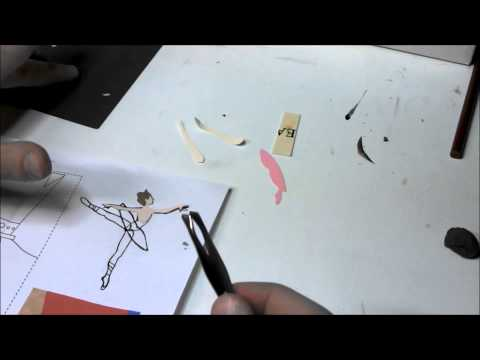 Papercut Illustration Demo from Smile Create Repeat