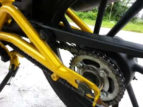 2013 kymco k pipe 125 walk around - youtube