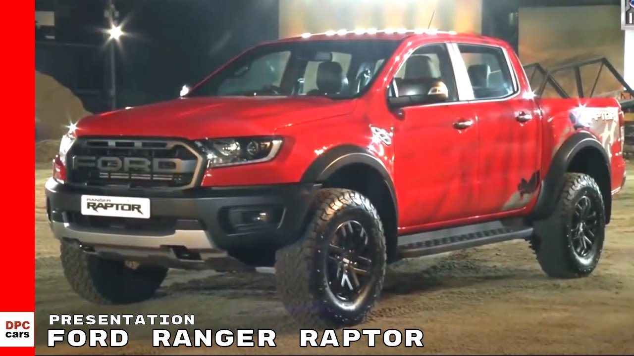 2019 Ford Ranger Raptor Presentation Youtube