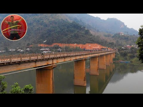 MOST AUTHENTIC TOWN IN LAOS - NONG KHIAW? - Ep 140