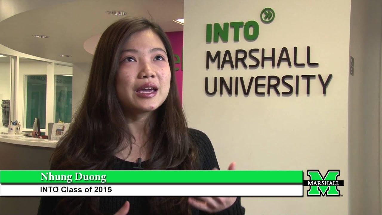 INTO Marshall University Class of 2015