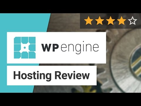 WP Engine Hosting Review - A Comprehensive & Unbiased Review ★★★★