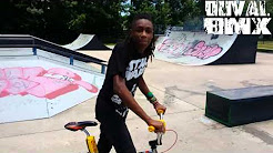 Riding at Cuba Hunter Park with my son DJ RED and nephew AQUA