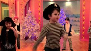 Танец пиратов в детском саду Солнышко