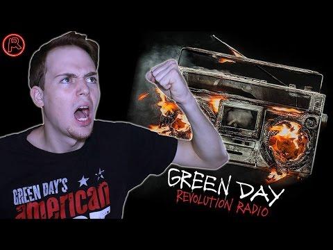 GREEN DAY - REVOLUTION RADIO | Album Review