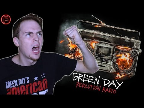 GREEN DAY - REVOLUTION RADIO | Album Review
