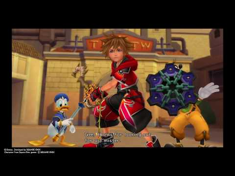 Kingdom Hearts II Final Mix Episode 34-Just Missed Her