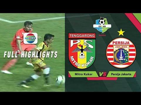 Mitra Kukar (0) vs (2) Persija Jakarta - Full Highlight | Go-Jek Liga 1 Bersama Bukalapak