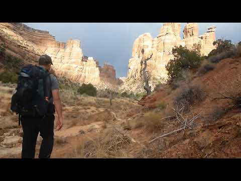 Bears Ears - Fish-Owl Loop
