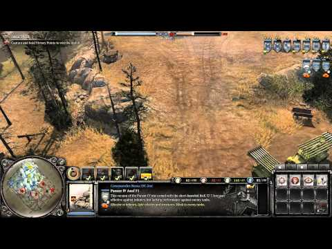 Company Of Heroes 2: Theater of War: Operation Barbarossa [Minsk on General Difficulty]