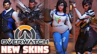 50 LOOT BOX OPENING! New Overwatch Retribution Uprising Event | New Skins, Emotes, & MORE!