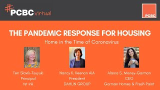 Home in the Time of Coronavirus