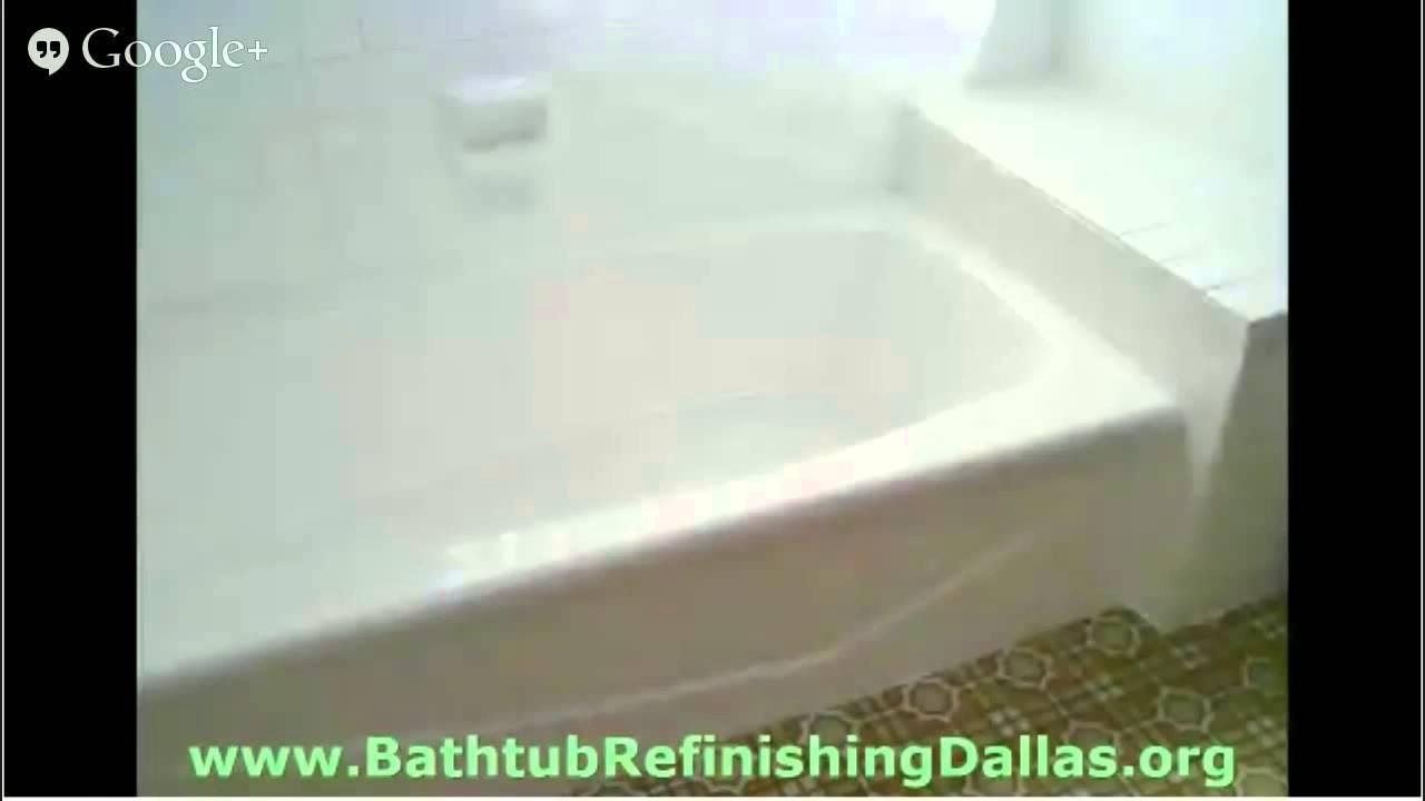 Bathtub Reglazing Dallas Tx 469 200 2544 FREE Estimate