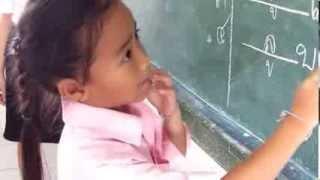 第41弾 เรา ตั้งใจ เรียน ภาษาไทย、タイ人新一年生のタイ語学習、 How students study Thai Language,
