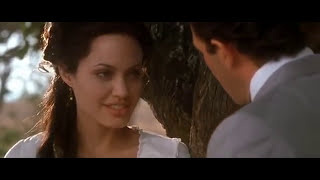 Repeat youtube video Hollywood Actress Angelina Jolie Hot Kissing Scene +18