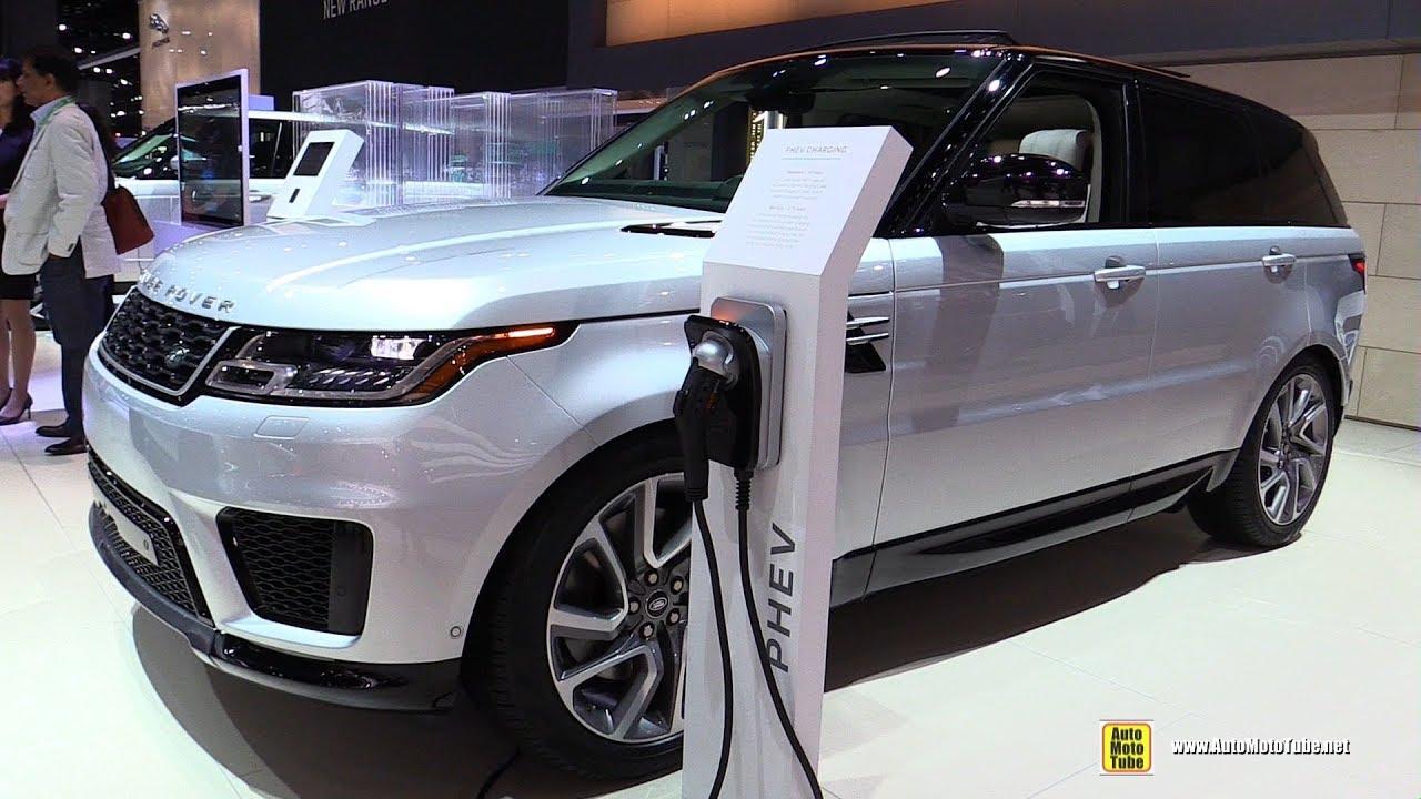 2018 Range Rover Sport Plug In Hybrid P400e HSE - Exterior ...