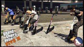 GTA 5 ROLEPLAY - ELECTRIC SCOOTER GANG!! DOESN'T END GOOD... - EP. 788 - AFG - CIV