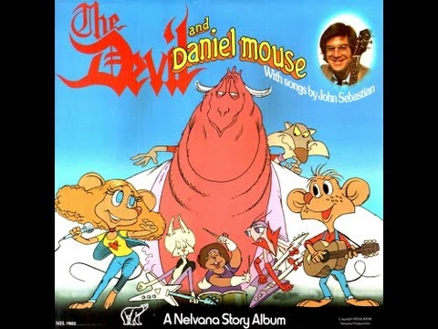 The Devil and Daniel Mouse: A Nelvana Story Album