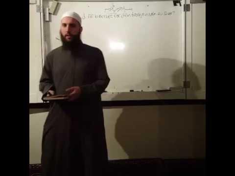 200 Frågor Om Islamiska Trosläran | del 21 | Abdullah as-Sueidi