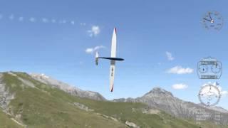 Aerofly RC 7 - Slope soaring