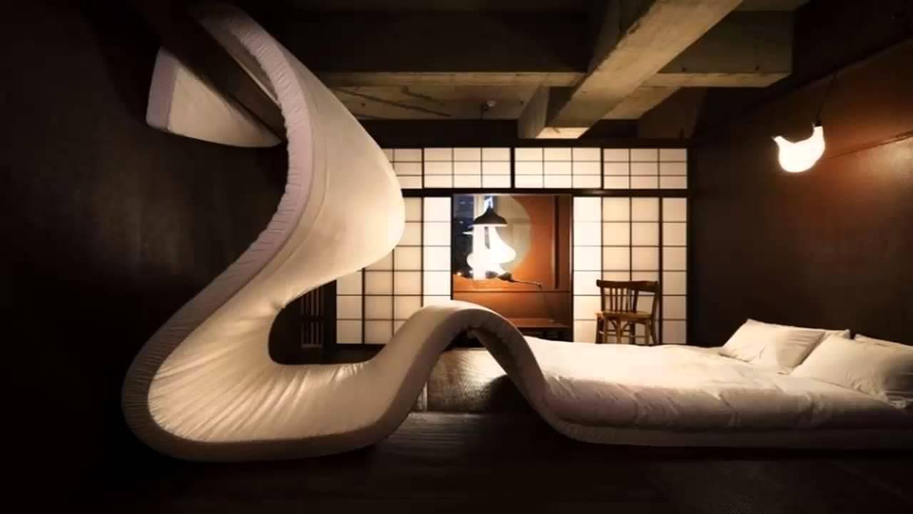 غرف نوم غريبة الشكل       YouTube
