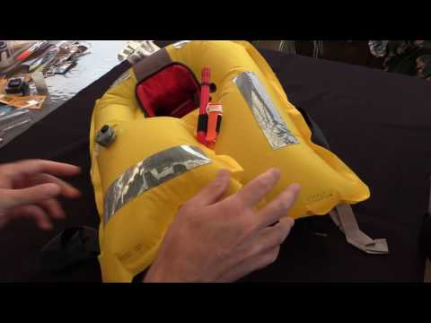How to Service Manual and Automatic Life Jacket