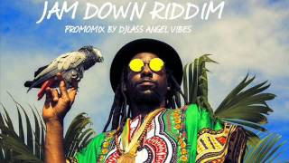 Jam Down Riddim Mix (Full) Feat. Morgan Heritage, Jah Cure, Buju Banton (June 2017)
