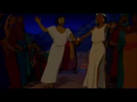 El Principe De Egipto Con La Mirada Celestial Youtube