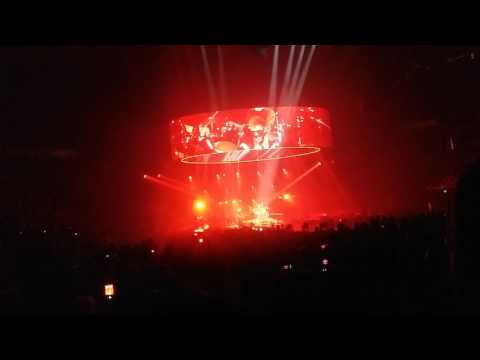 Queen opening at the Key Arena in Seattle