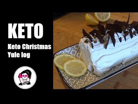 keto-christmas-yule-log