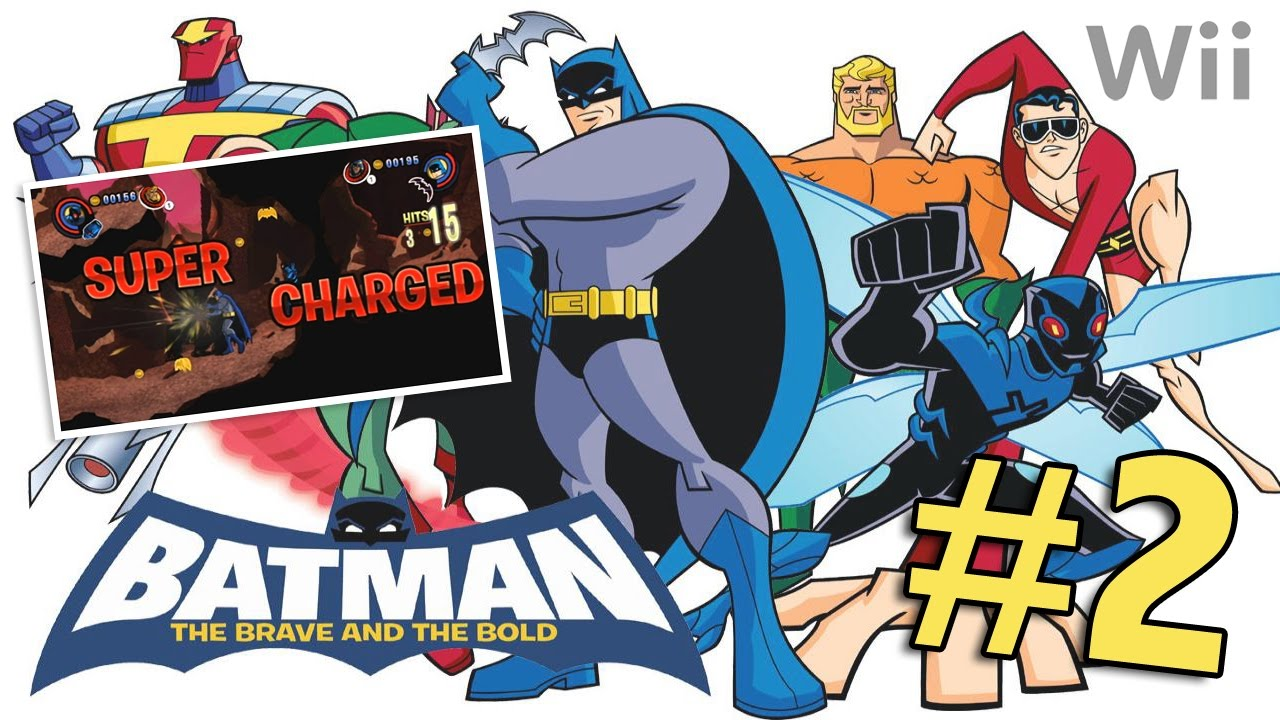 Download BATMAN - THE BRAVE AND THE BOLD - (Wii) - EPISODE 2 - Detonado / Gameplay