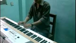 Lukna deu malai by Axe Band (PIANO COVER) with lyrics!!!