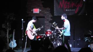 Decedy Performs at Mozingo Rock University Open House Concert: 04.26.2014