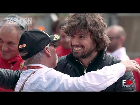 KESSEL and FERRARI, a story made of speed and passion - 4K - Fashion ...