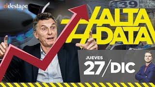 Aumenta todo | #AltaData, todo lo que pasa en un toque