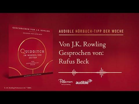 Quidditch im Wandel der Zeiten (Hogwarts Schulbücher 2) YouTube Hörbuch Trailer auf Deutsch