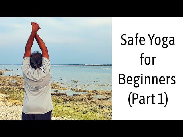Safe Yoga for Beginners