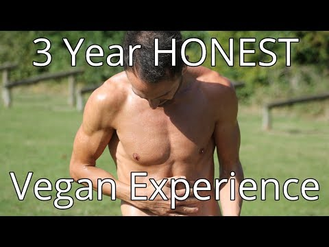 My HONEST EXPERIENCE On A #Vegan Diet For 3 Years