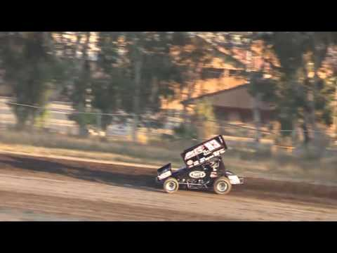Giovanni Scelzi 8-5-16 Qualifying Kings Speedway Hanford