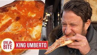 Barstool Pizza Review - King Umberto (Elmont,NY)