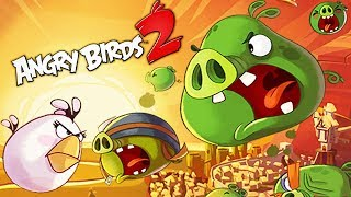 Это СВИНСТВО КАКОЕ-ТО! Злые птицы против СВИНЕЙ / Angry Birds 2