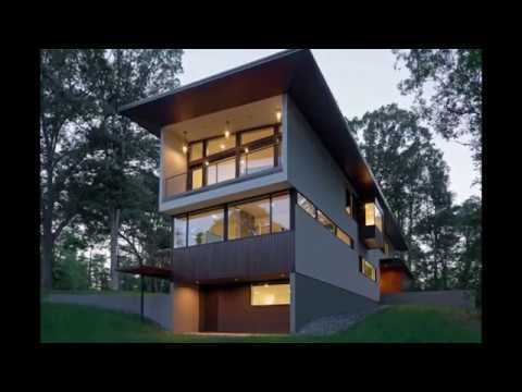 Inspiration for Modern Japanese House Architecture