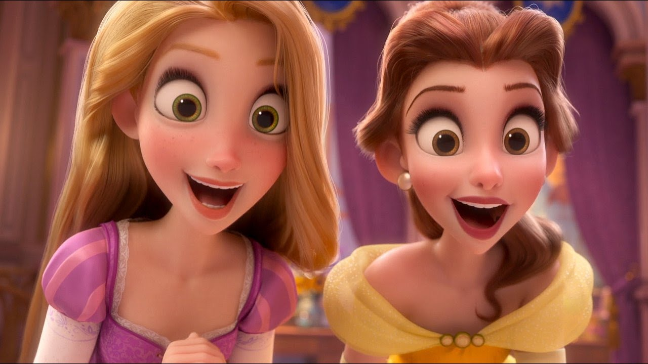 John C. Reilly: How Ralph Breaks the Internet Redeems the Disney Princesses