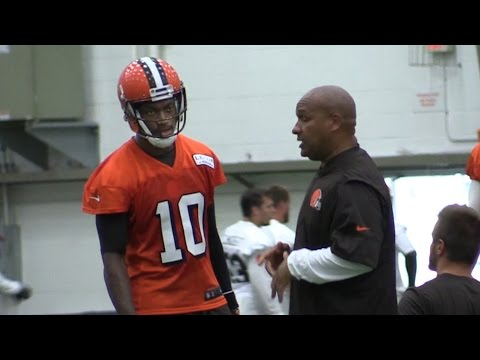Sights and sounds Cleveland Browns training camp: Day 2 (video)