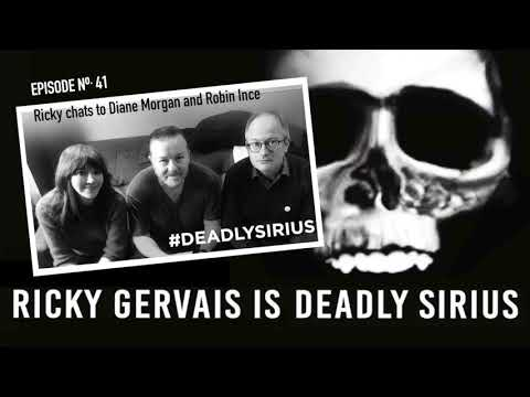 RICKY GERVAIS IS DEADLY SIRIUS #041 Mp3
